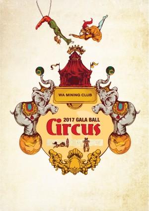 2017 Annual Gala Ball –  A Night at the Circus